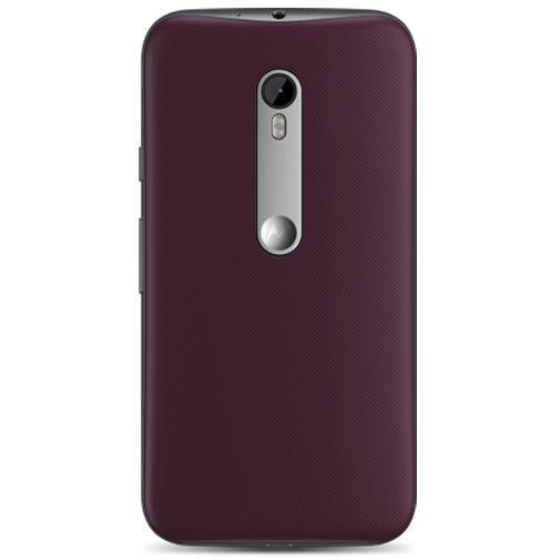 Productafbeelding van de Motorola Shell Cabernet Moto G (3rd Gen)