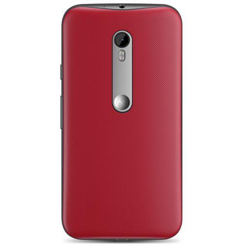 Productafbeelding van de Motorola Shell Cherry Moto G (3rd Gen)