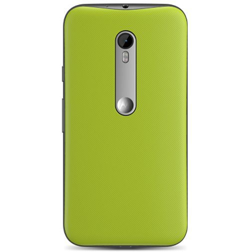 Productafbeelding van de Motorola Shell Lemon Lime Moto G (3rd Gen)
