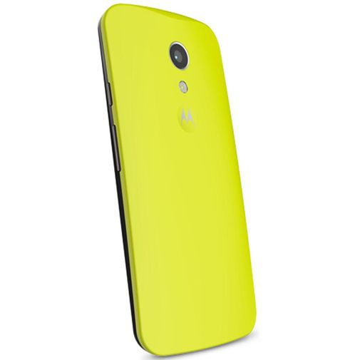 Productafbeelding van de Motorola Shell Lime New Moto G