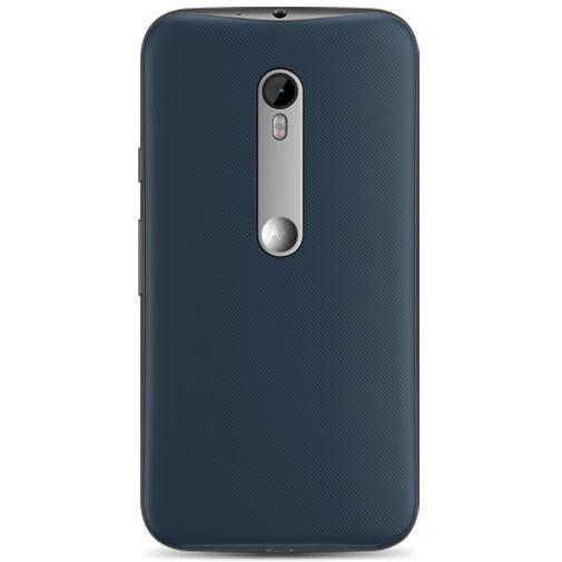 Productafbeelding van de Motorola Shell Oxford Blue Moto G (3rd Gen)