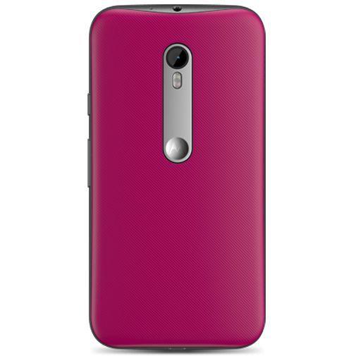 Productafbeelding van de Motorola Shell Raspberry Moto G (3rd Gen)