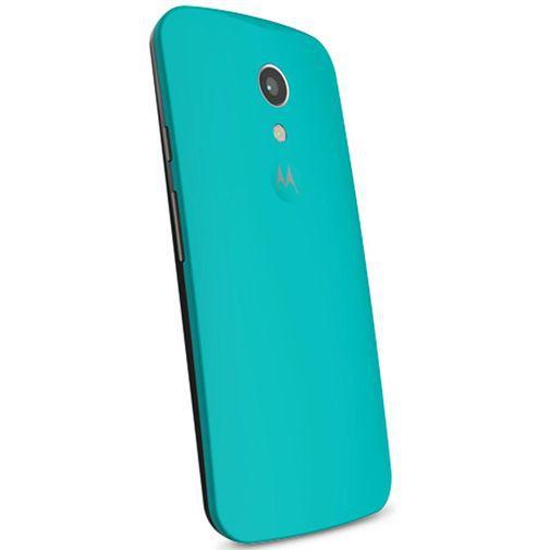 Productafbeelding van de Motorola Shell Turquoise New Moto G