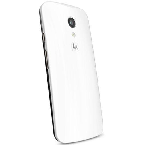 Productafbeelding van de Motorola Shell White New Moto G