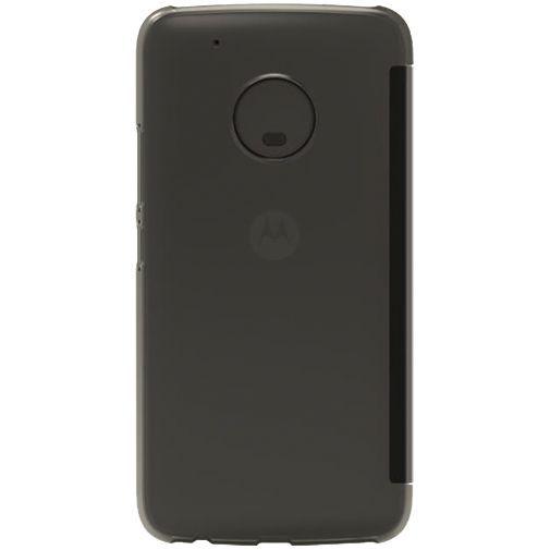 Productafbeelding van de Motorola Touch Flip Cover Grey Moto G5