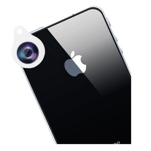 Productafbeelding van de Mujjo Fisheye Lens White