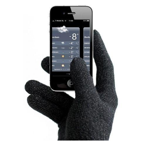 Productafbeelding van de Mujjo Touchscreen Handschoenen Male