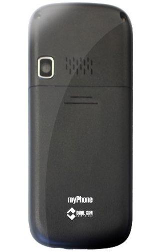 Productafbeelding van de MyPhone 3370 Black