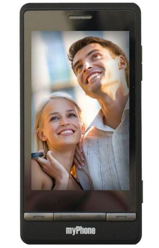 Productafbeelding van de MyPhone 8870 Black