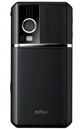 Productafbeelding van de MyPhone A320 Next Black