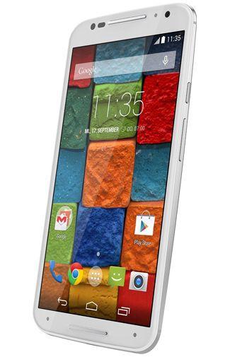 Productafbeelding van de Motorola New Moto X Premium Bamboo White