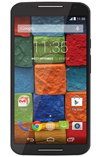 Productafbeelding van de Motorola New Moto X Premium Leather Black