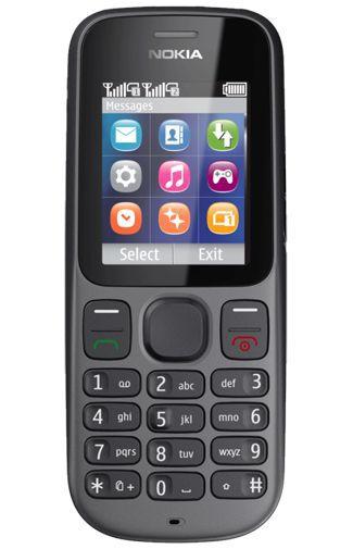 Productafbeelding van de Nokia 101 Black