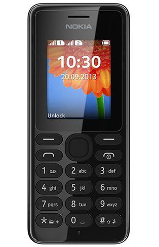 Productafbeelding van de Nokia 108 Dual Black