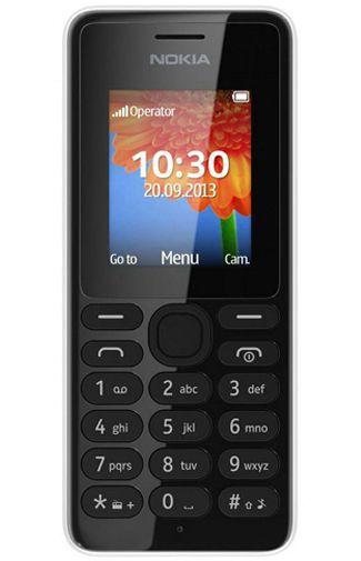 Productafbeelding van de Nokia 108 White
