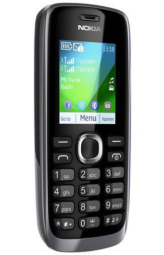 Productafbeelding van de Nokia 112 Dark Grey