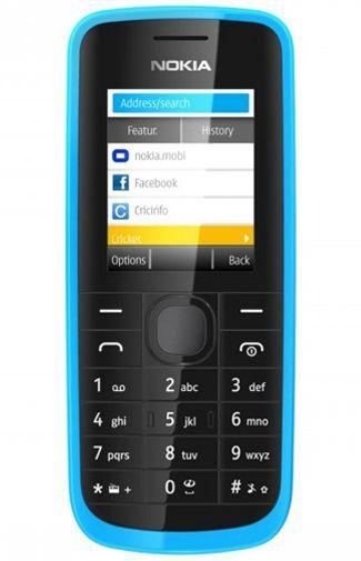 Productafbeelding van de Nokia 113 Cyan