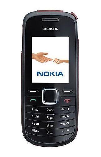 Productafbeelding van de Nokia 1662 Black
