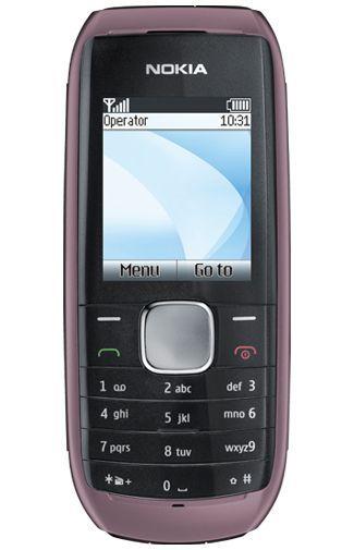 Productafbeelding van de Nokia 1800 Red