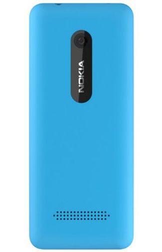 Productafbeelding van de Nokia 206 Cyan