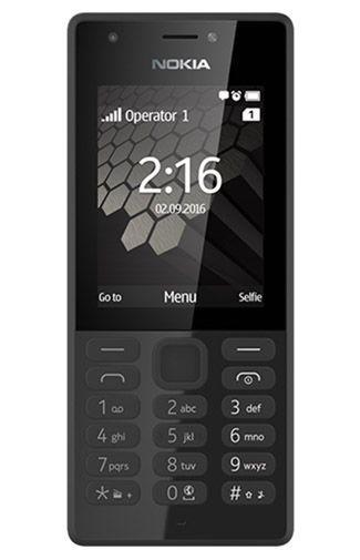 Productafbeelding van de Nokia 216 Black