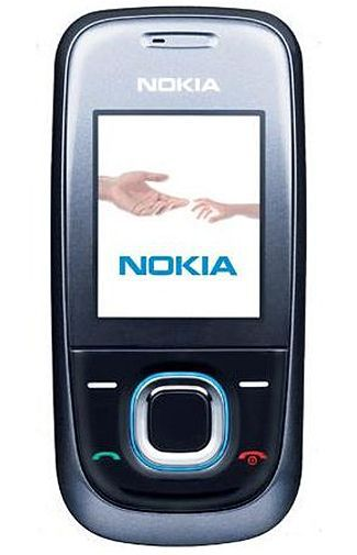 Productafbeelding van de Nokia 2680 Night Blue