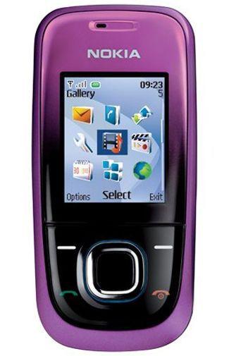 Productafbeelding van de Nokia 2680 Slide Violet