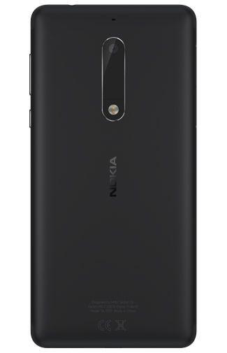 Productafbeelding van de Nokia 5 Dual Sim Black