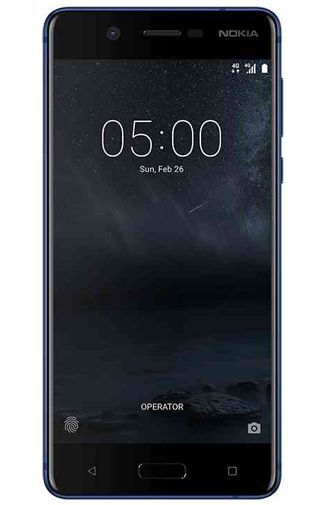 Productafbeelding van de Nokia 5 Dual Sim Blue