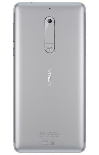 Productafbeelding van de Nokia 5 Dual Sim Silver