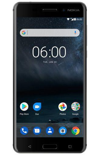 Productafbeelding van de Nokia 6 Black