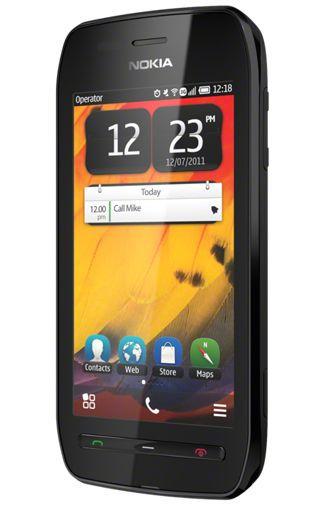 Productafbeelding van de Nokia 603 Black