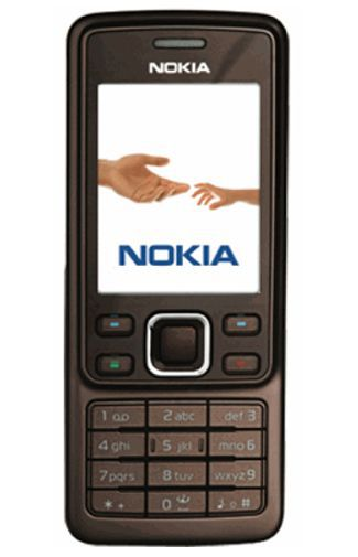 Productafbeelding van de Nokia 6300 Chocolate Brown