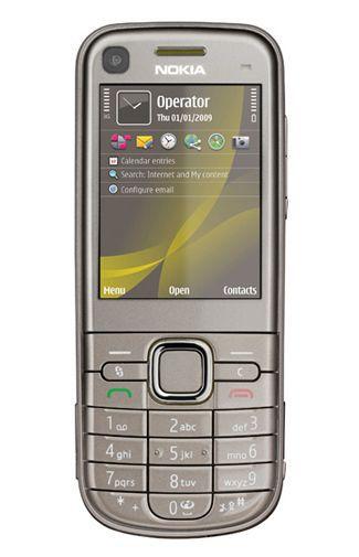 Productafbeelding van de Nokia 6720 Classic Titanium