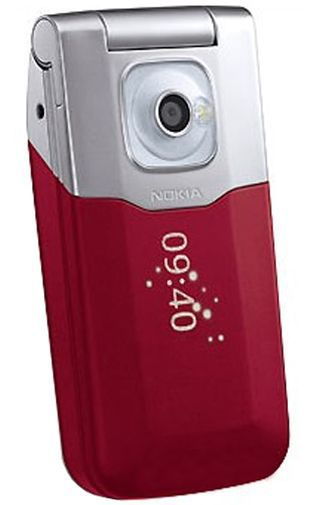 Productafbeelding van de Nokia 7510 Supernova Red