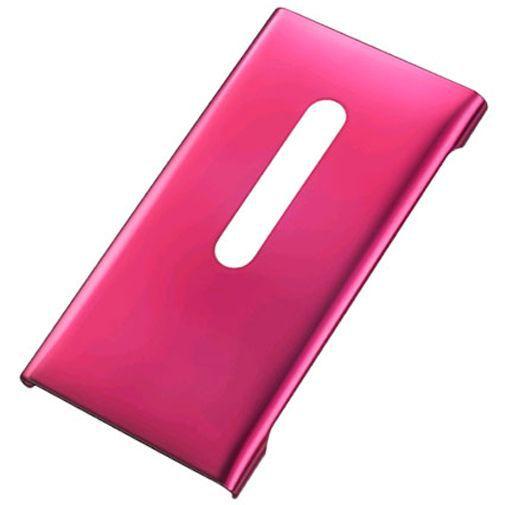 Productafbeelding van de Nokia 800 CC-3032 Hard Cover Magenta