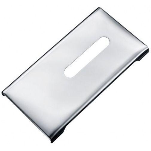 Productafbeelding van de Nokia 800 CC-3032 Hard Cover Silver