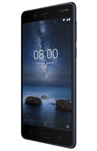 Productafbeelding van de Nokia 8 Blue