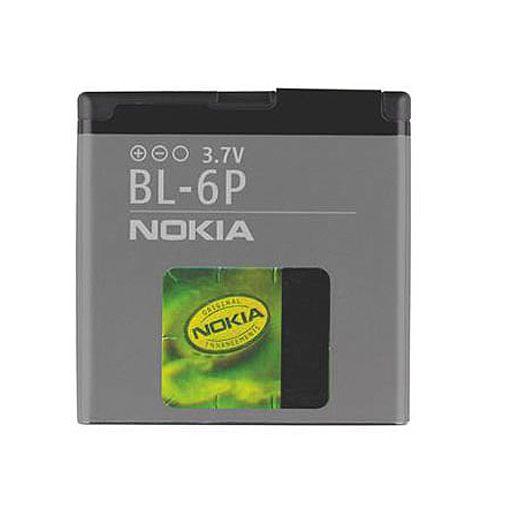 Productafbeelding van de Nokia Accu BL6P