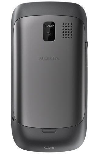 Productafbeelding van de Nokia Asha 302 Dark Grey