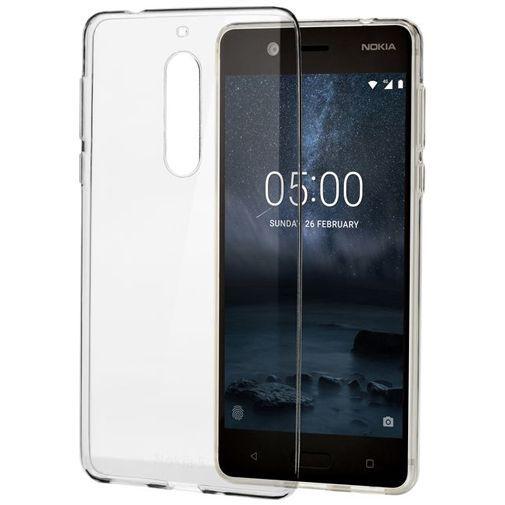 Productafbeelding van de Nokia Back Case Transparent Nokia 5