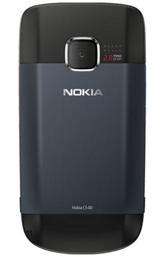 Productafbeelding van de Nokia C3 Black