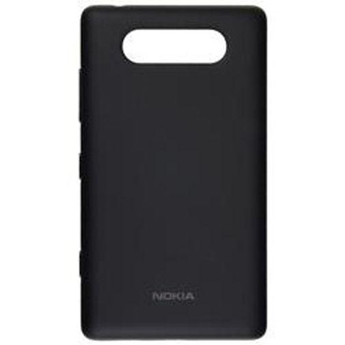 Productafbeelding van de Nokia CC-3041 Wireless Charging Shell Nokia Lumia 820 Black