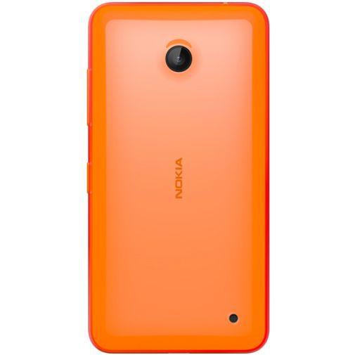 Productafbeelding van de Nokia Cover Orange Nokia Lumia 630/635