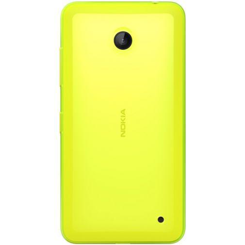 Nokia Cover Yellow Nokia Lumia 630/635
