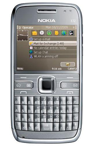 Productafbeelding van de Nokia E72 Grey Qwerty