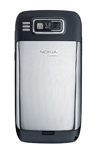 Productafbeelding van de Nokia E72 Zodium Black
