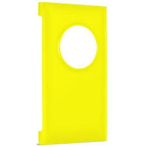 Productafbeelding van de Nokia Lumia 1020 Wireless Charging Cover Yellow