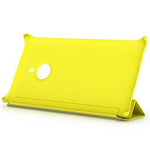 Productafbeelding van de Nokia Lumia 1520 Flip Cover Yellow