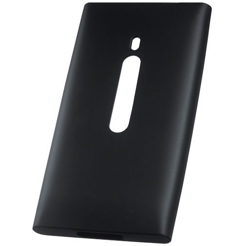 Productafbeelding van de Nokia Lumia 800 CC-1031 Soft Cover Black